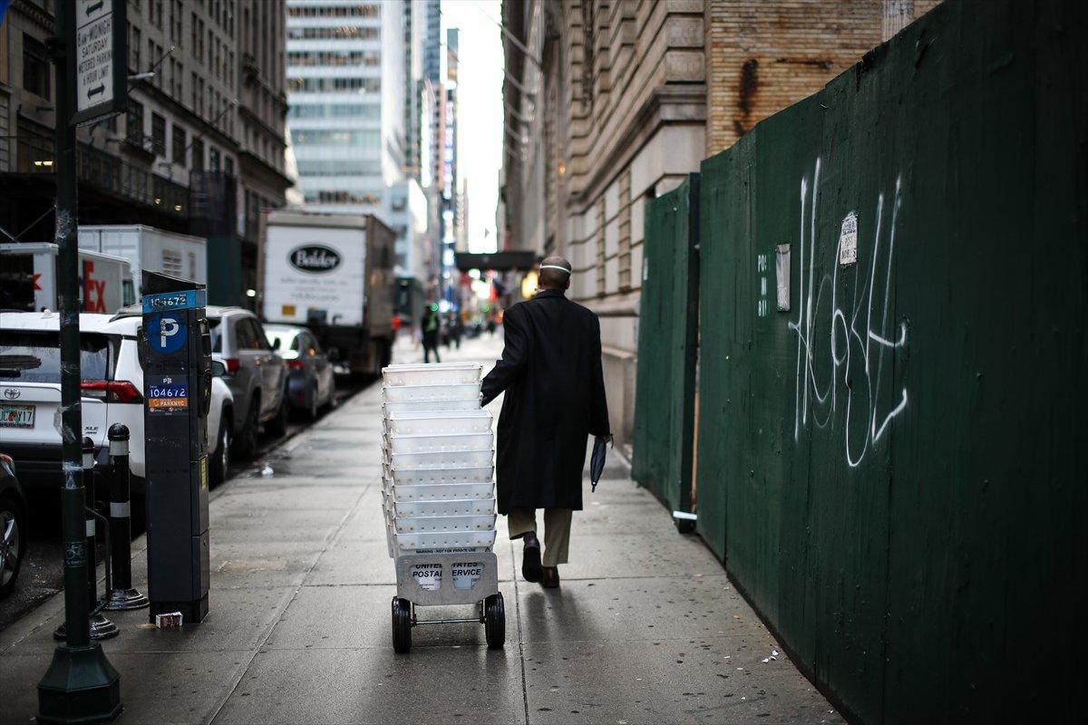 ABD de işsizlik maaşı başvuruları salgın döneminin en düşük seviyesinde #1
