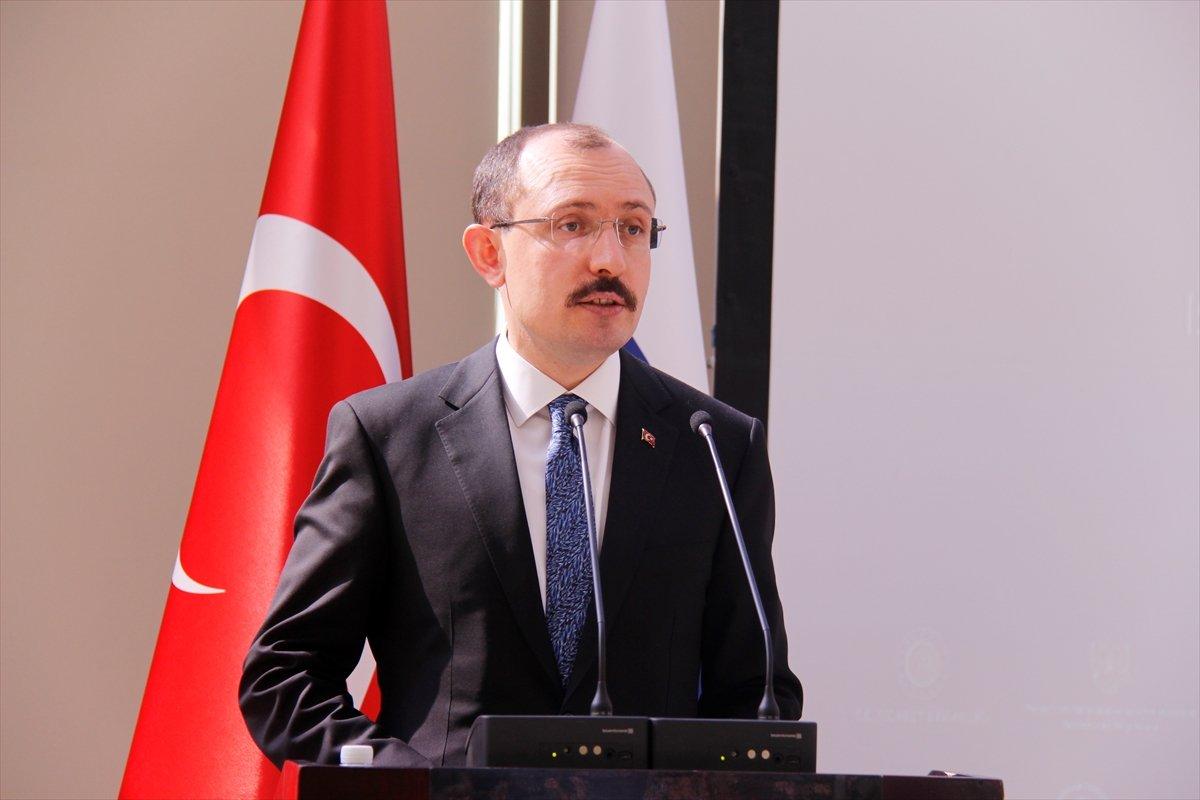 Mehmet Muş: 2050 yılında yüzde 90 emisyon azaltımı hedefleniyor #1