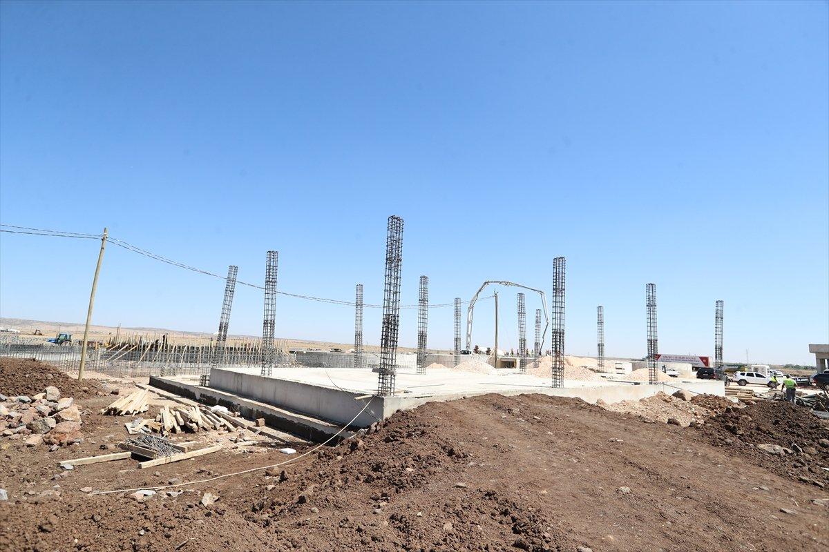 Mustafa Varank, Diyarbakır da Türkiye nin en büyük entegre yem fabrikasının temelini attı #2