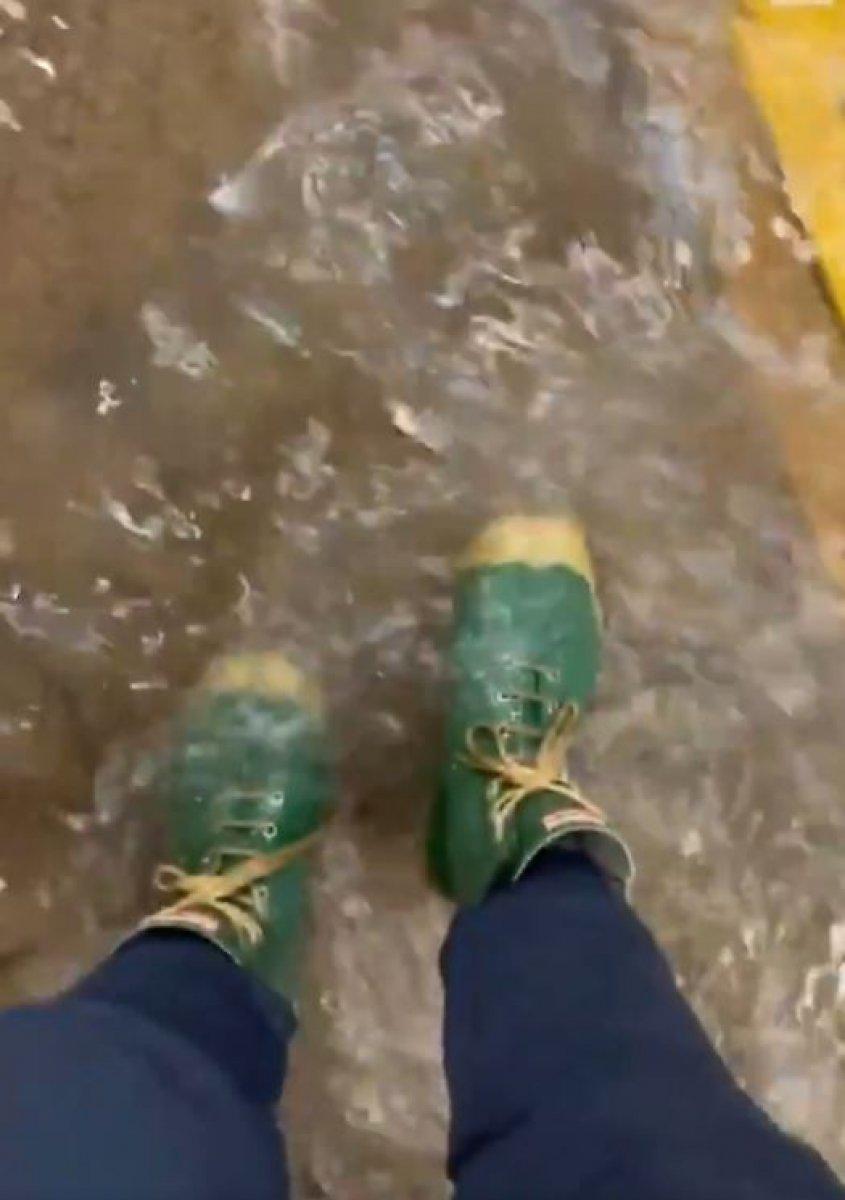 Ida kasırgası, New York u su altında bıraktı #3