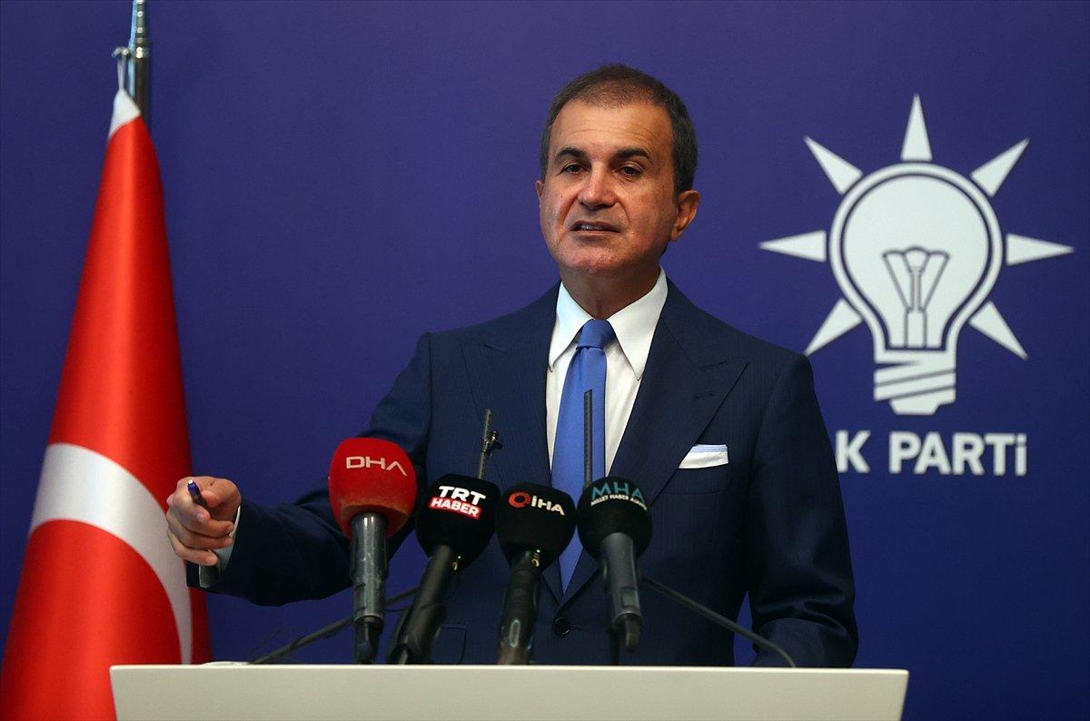 AK Parti Sözcüsü Ömer Çelik ten gündeme ilişkin açıklamalar #3