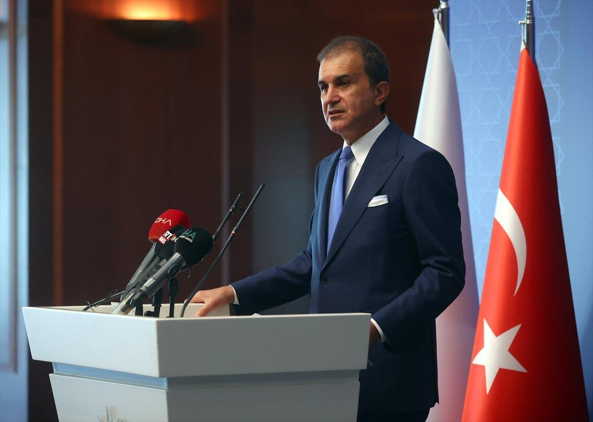 AK Parti Sözcüsü Ömer Çelik ten gündeme ilişkin açıklamalar #2