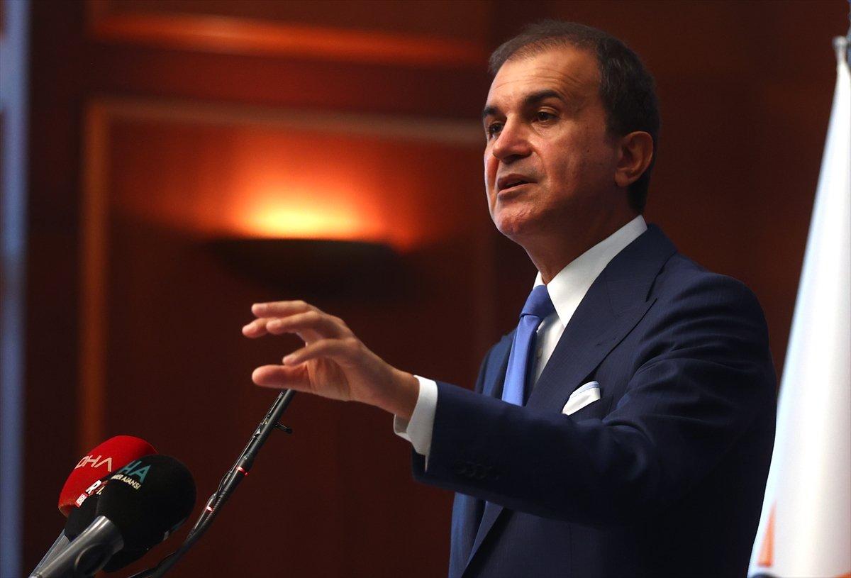 AK Parti Sözcüsü Ömer Çelik ten gündeme ilişkin açıklamalar #4