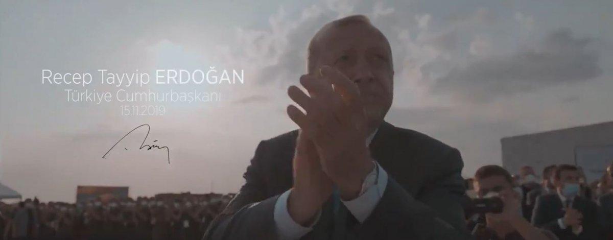 AKINCI TİHA, Cumhurbaşkanı Erdoğan'ın mesajıyla uçacak #3