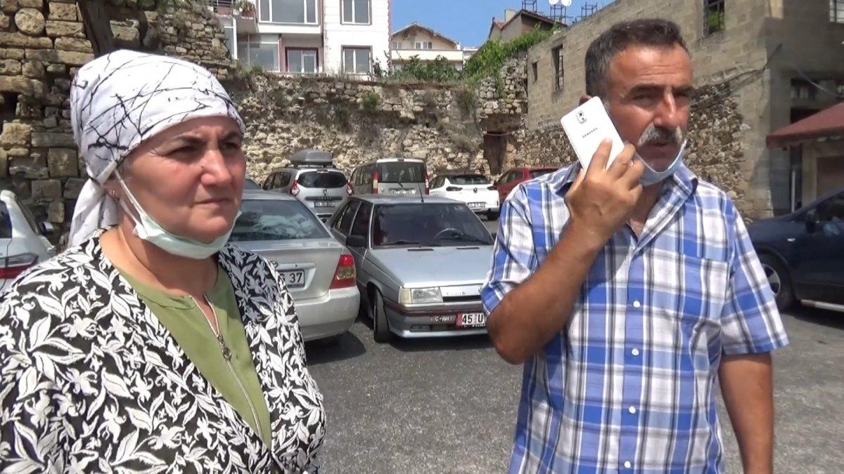 Sinop ta  yardım  bahanesiyle dolandırdılar #3