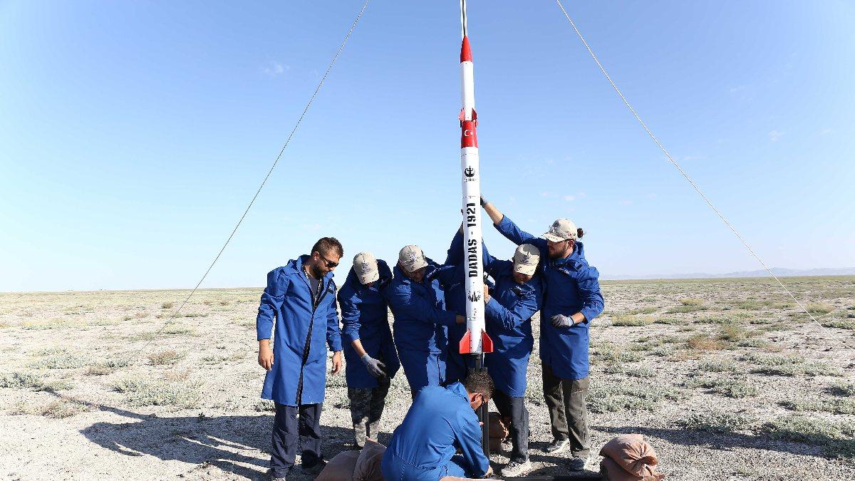 TEKNOFEST 2021 Roket Yarışması Tuz Gölü'nde yapılacak