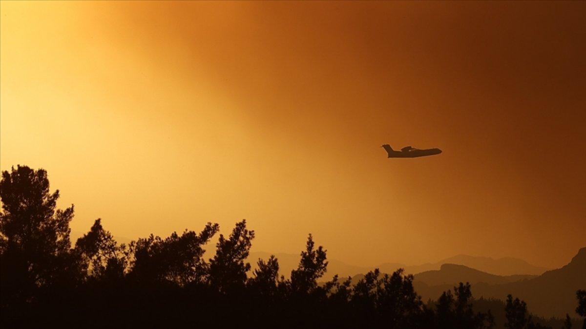 Türkiye, 5 yangın söndürme uçağı alacak #1