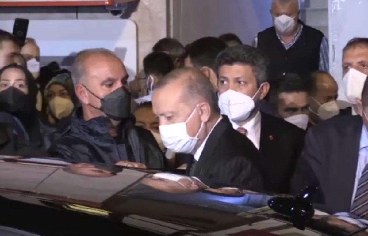 Cumhurbaşkanı Recep Tayyip Erdoğan Güneysu da #1