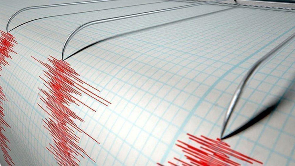 Datça ilçesi açıklarında 4,2 büyüklüğünde deprem gerçekleşti #1