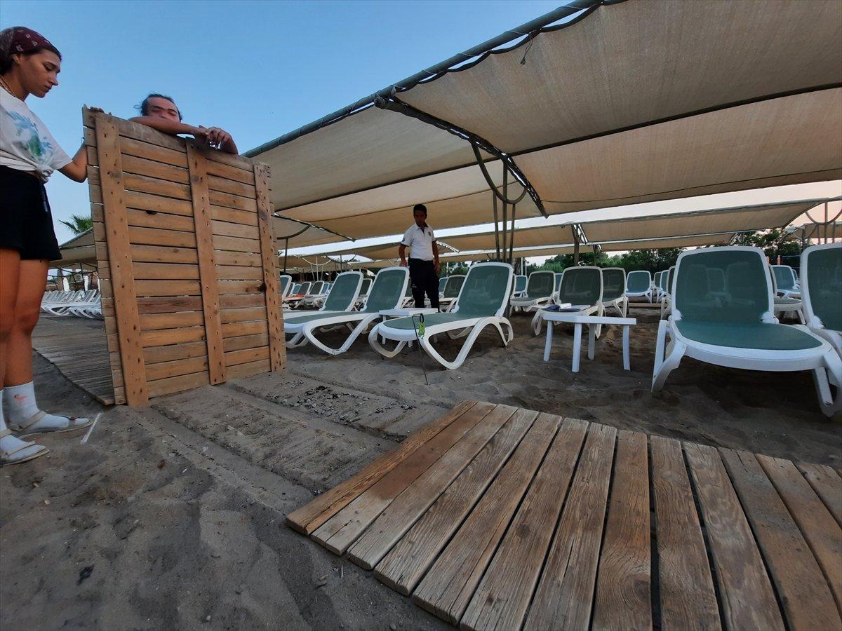 Antalya da caretta carettaların ölümüne neden olan iki otele ceza #2