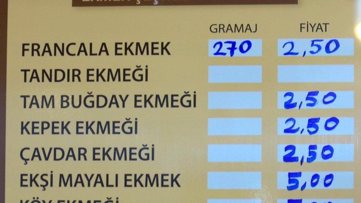 İstanbul'un 5 ilçesinde ekmeğe zam yapıldı, tartışma başladı #1