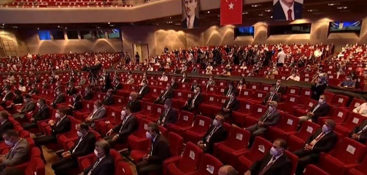 Cumhurbaşkanı Erdoğan ın 20 bin öğretmeni atama törenindeki konuşması #2
