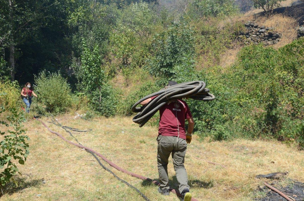OGM: 9 ildeki tüm yangınlar söndürüldü #1