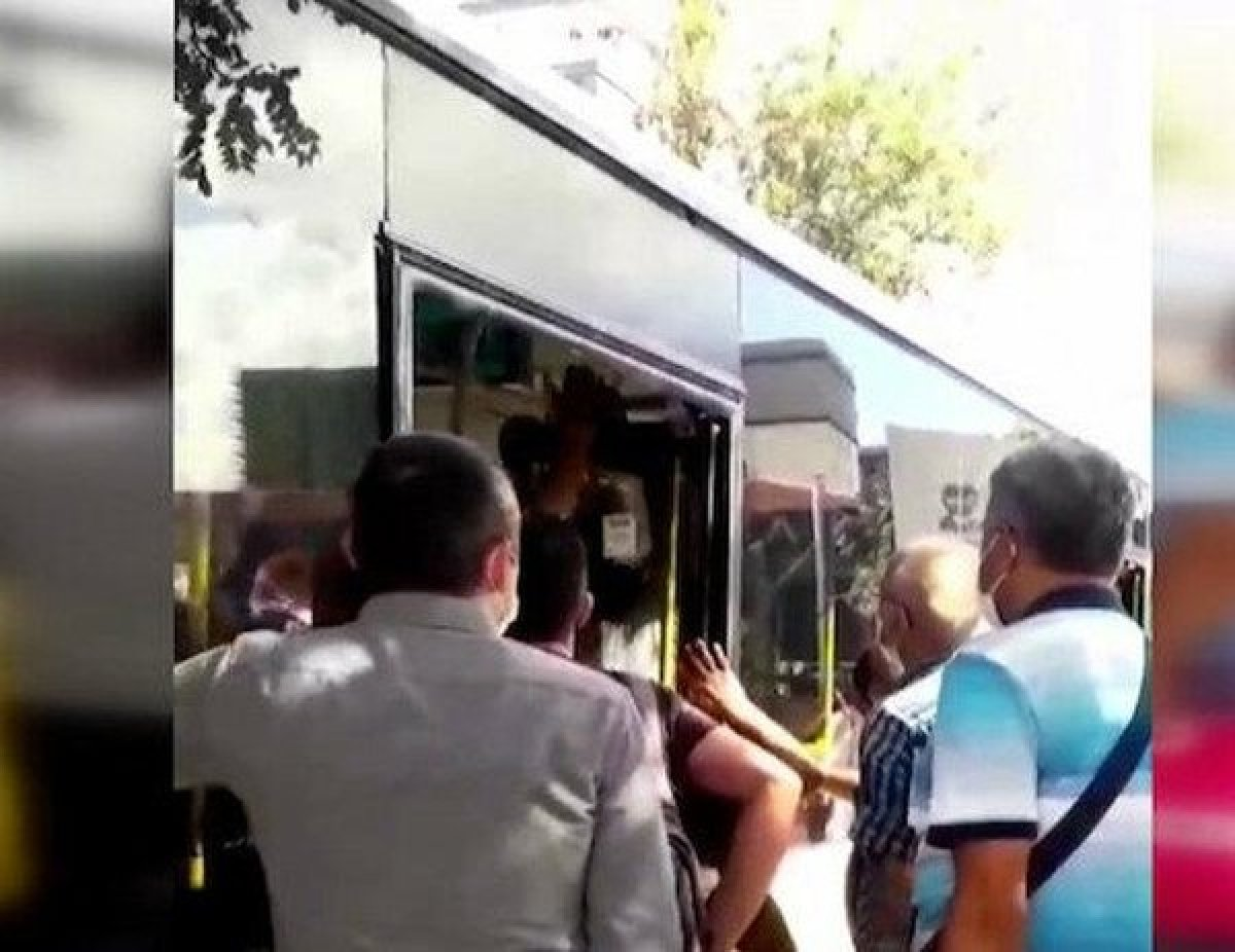 İstanbul da İETT araçlarındaki arızalar mağduriyet oluşturmaya devam ediyor #8