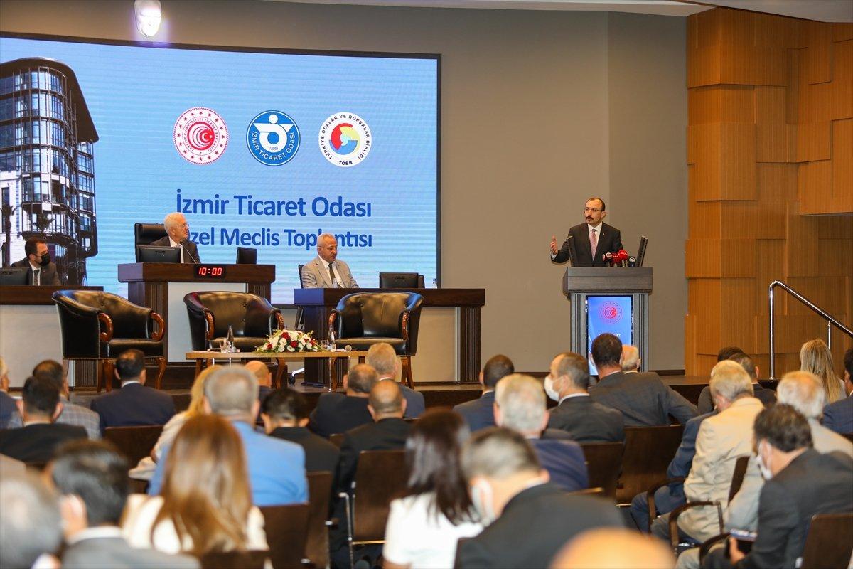 Mehmet Muş: Stabilizasyon büyük oranda sağlandı, cari fazlaya doğru gidiyoruz #1