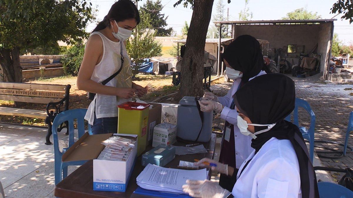 Koronavirüs aşı haritasında son sıradaki Şanlıurfa da ekip sayısı iki katına çıkarıldı #2