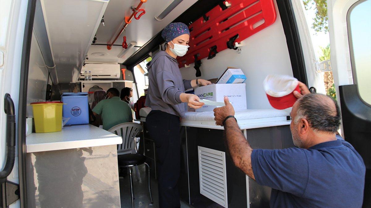 Koronavirüs aşı haritasında son sıradaki Şanlıurfa da ekip sayısı iki katına çıkarıldı #3