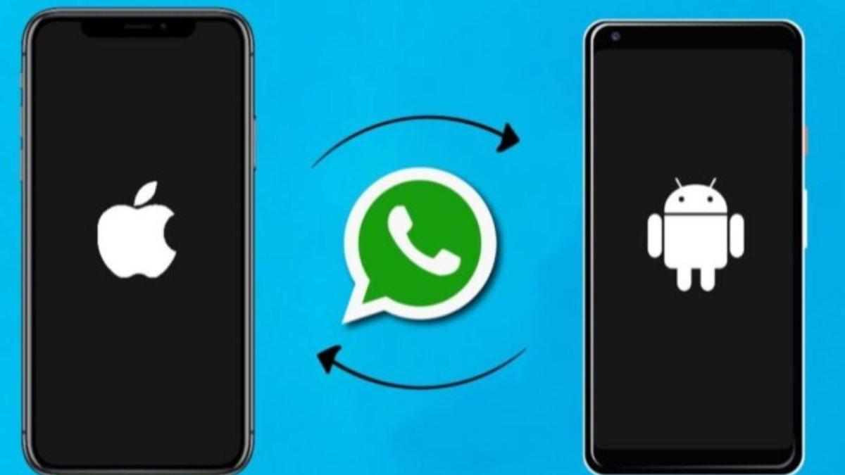 WhatsAppa iOStan Androide taşıma özelliği geldi