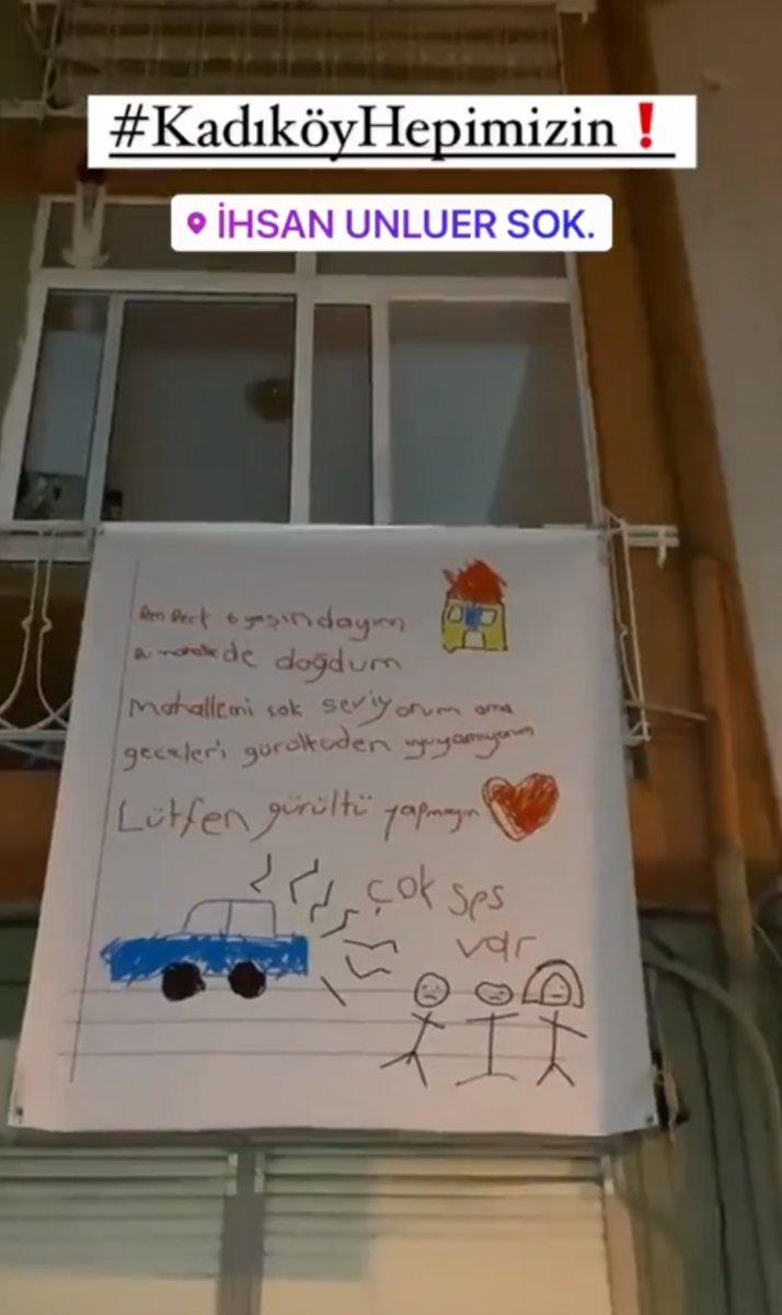Kadıköy de gürültü kirliliğine karşı farkındalık çalışması  #5