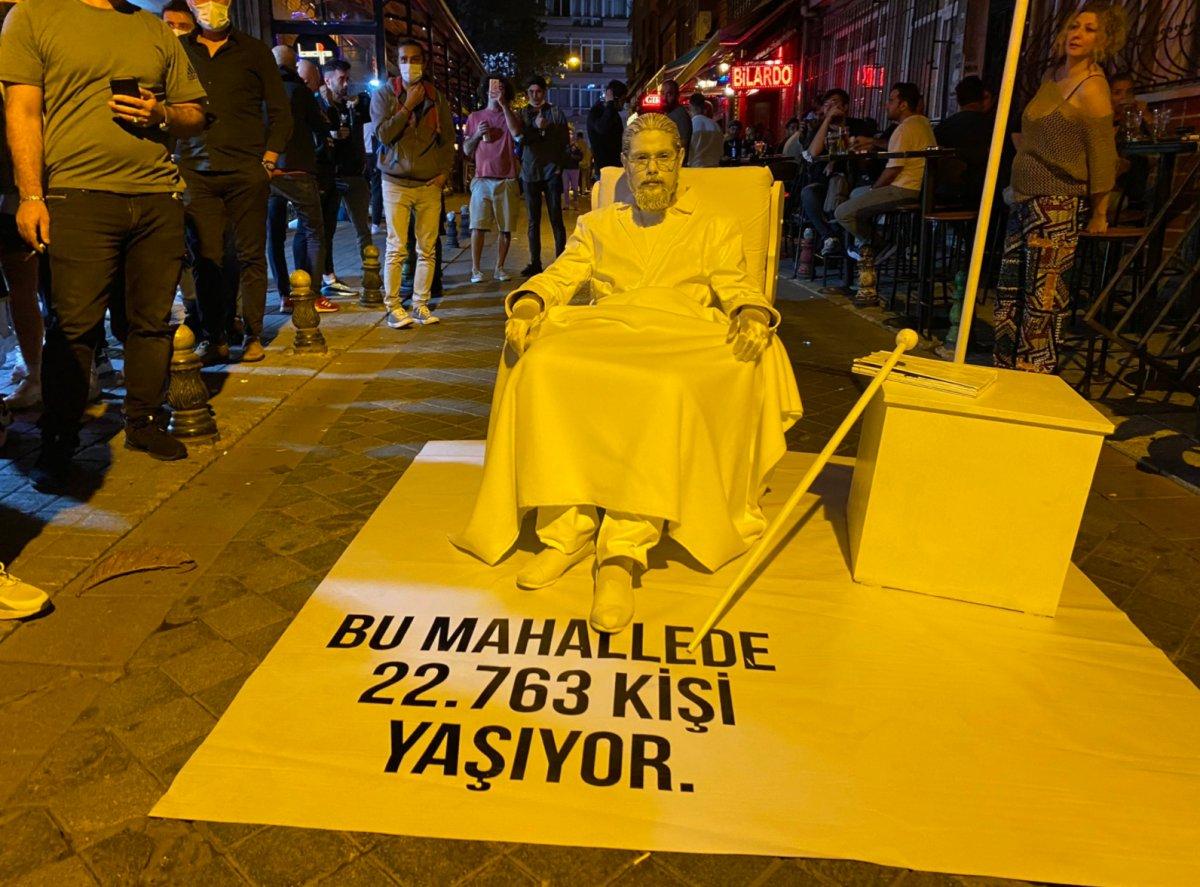 Kadıköy de gürültü kirliliğine karşı farkındalık çalışması  #3