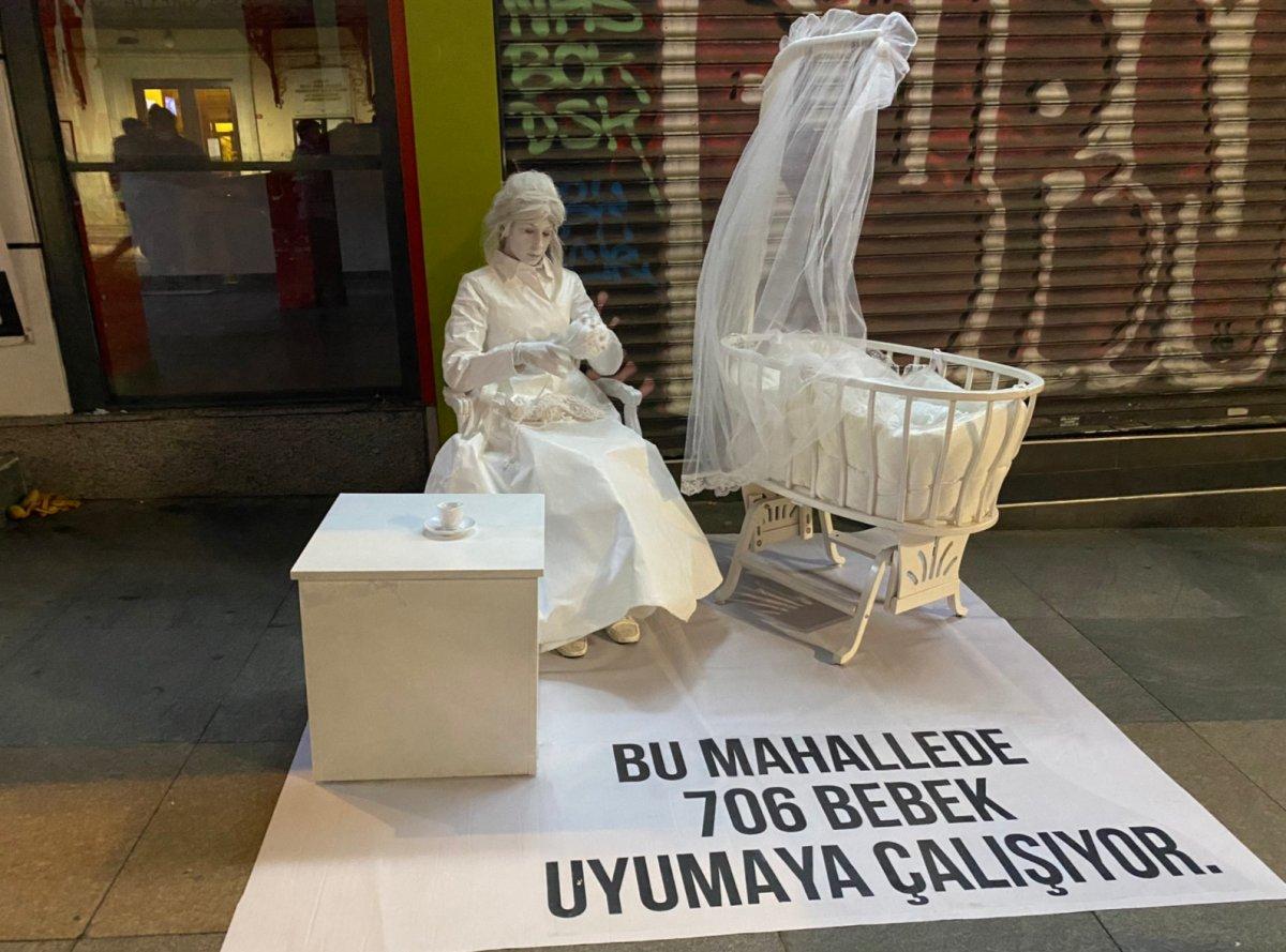 Kadıköy de gürültü kirliliğine karşı farkındalık çalışması  #1