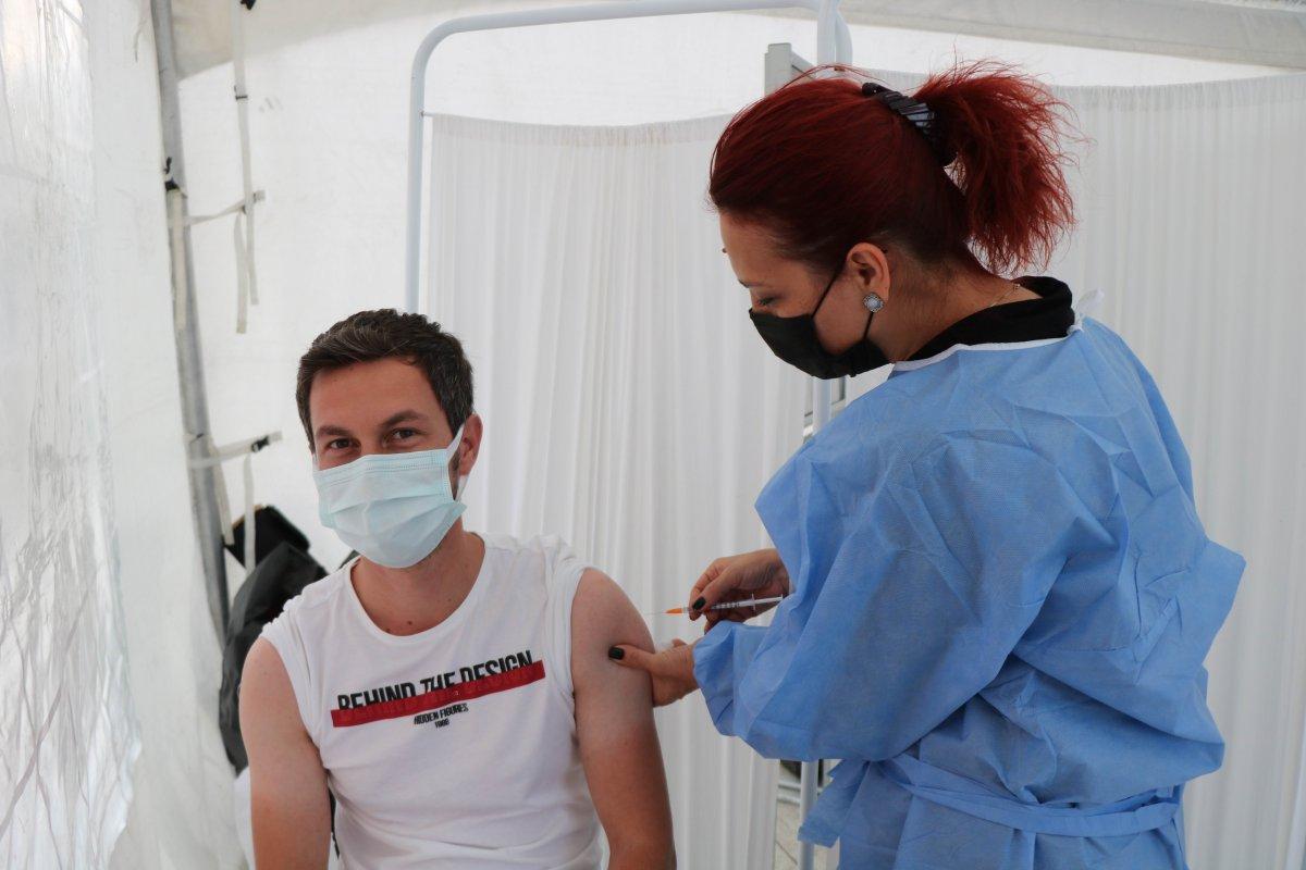 Samsun da doktorun aşı karşıtı vatandaşı ikna yöntemi #3