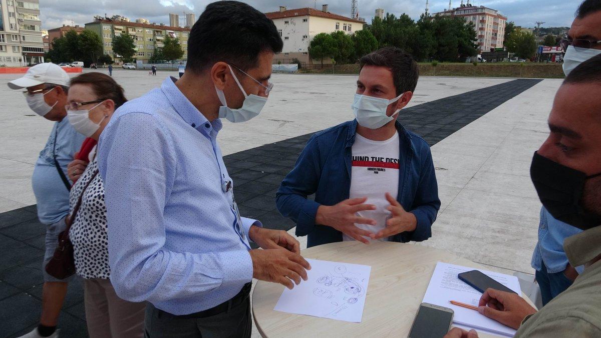 Samsun da doktorun aşı karşıtı vatandaşı ikna yöntemi #2