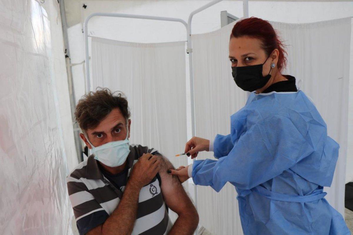 Samsun'da aşıya farkındalık için konvoy düzenlendi  #4