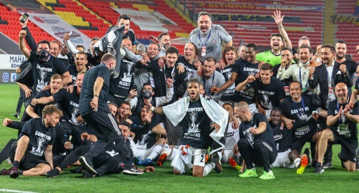 Vefa  sezonu yeniden mi geliyor? Beşiktaş ın borcu açıklandı!  #1