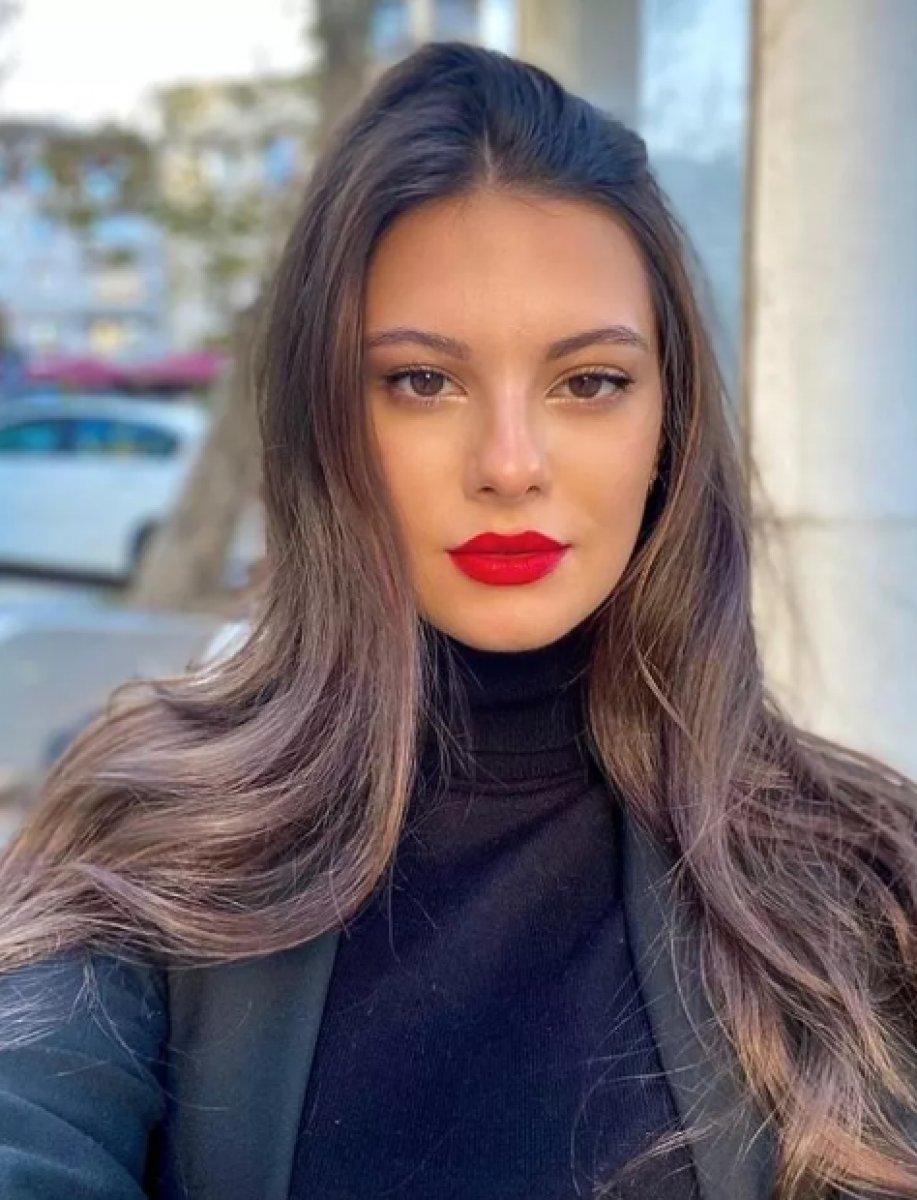 Miss Turkey 2021 finalisti Dilara Korkmaz'ın ablası bakın kim çıktı