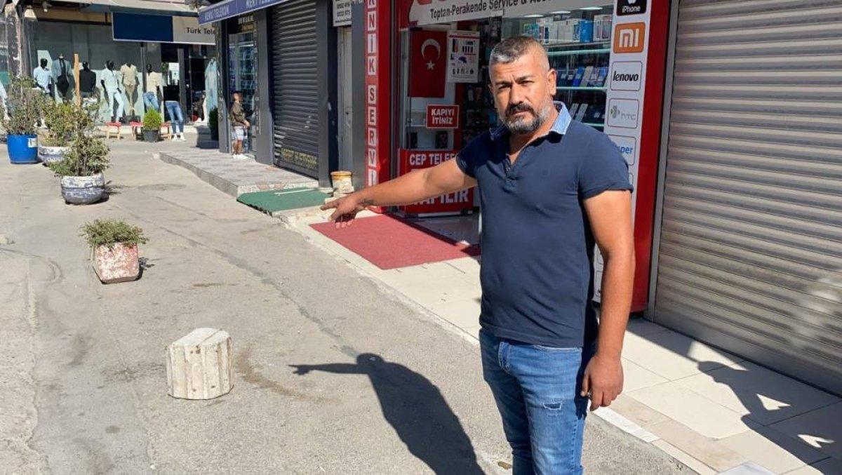 Bursa nın sevilen seyyar çerezcisi, ölümden kıl payı kurtuldu #5