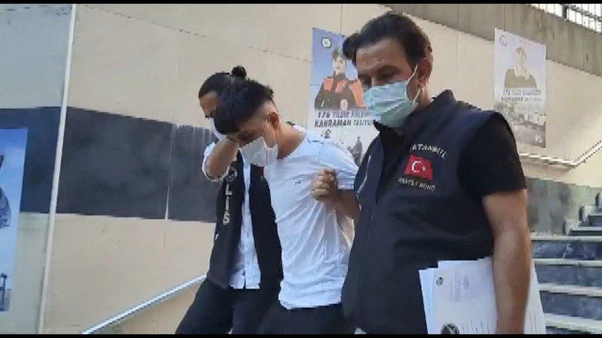 Sarıyer de emlakçıda silahlı saldırı: 1 ölü #5