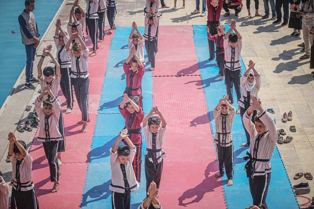 İdlibli çocuklar için Umut Olimpiyatları #4