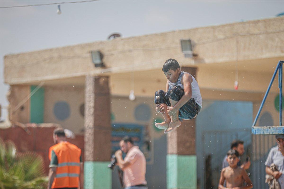 İdlibli çocuklar için Umut Olimpiyatları #7