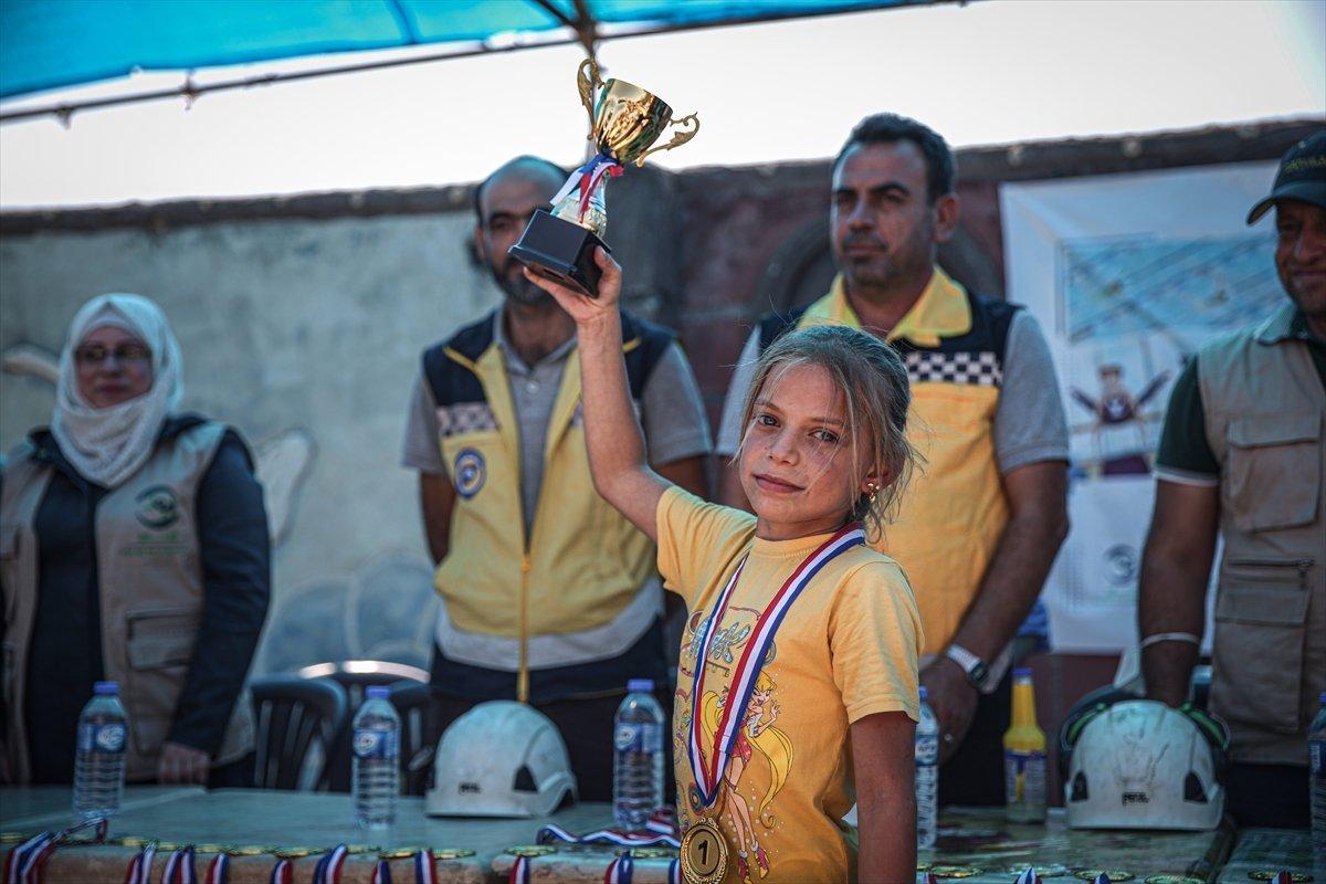 İdlibli çocuklar için Umut Olimpiyatları #8