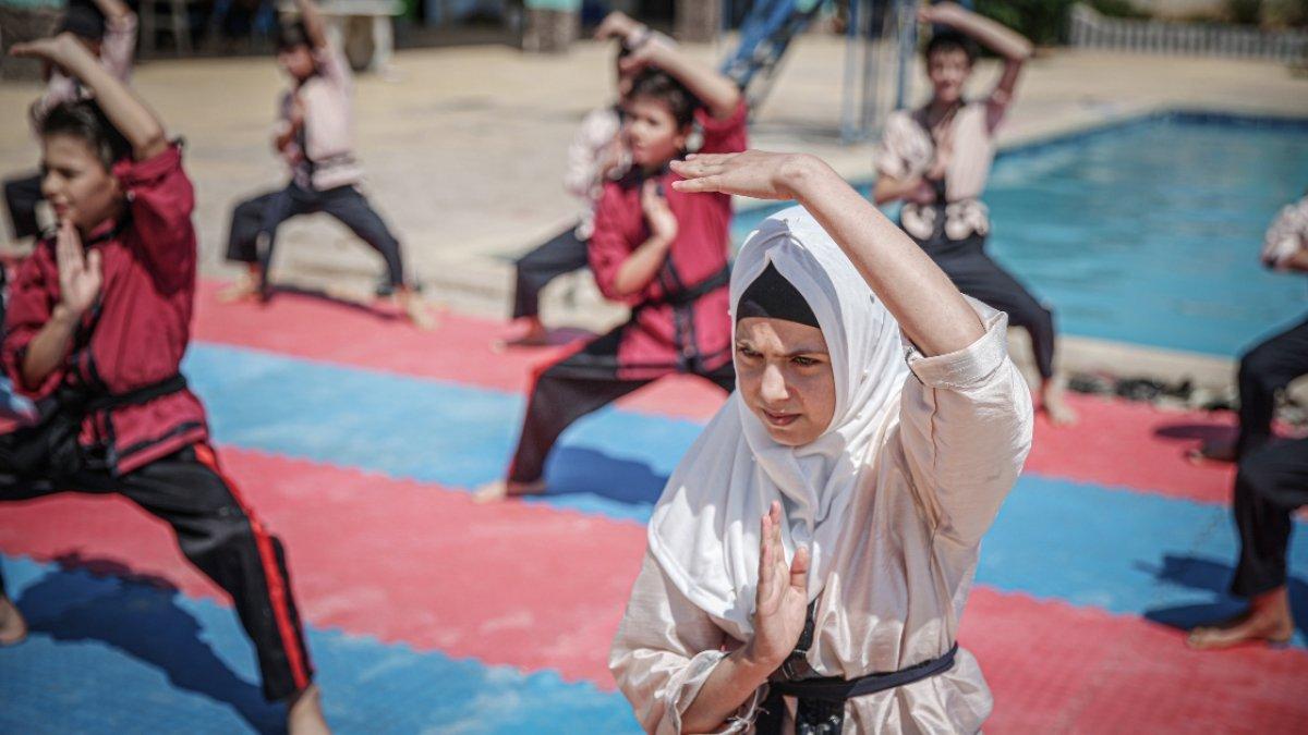 İdlibli çocuklar için Umut Olimpiyatları #2