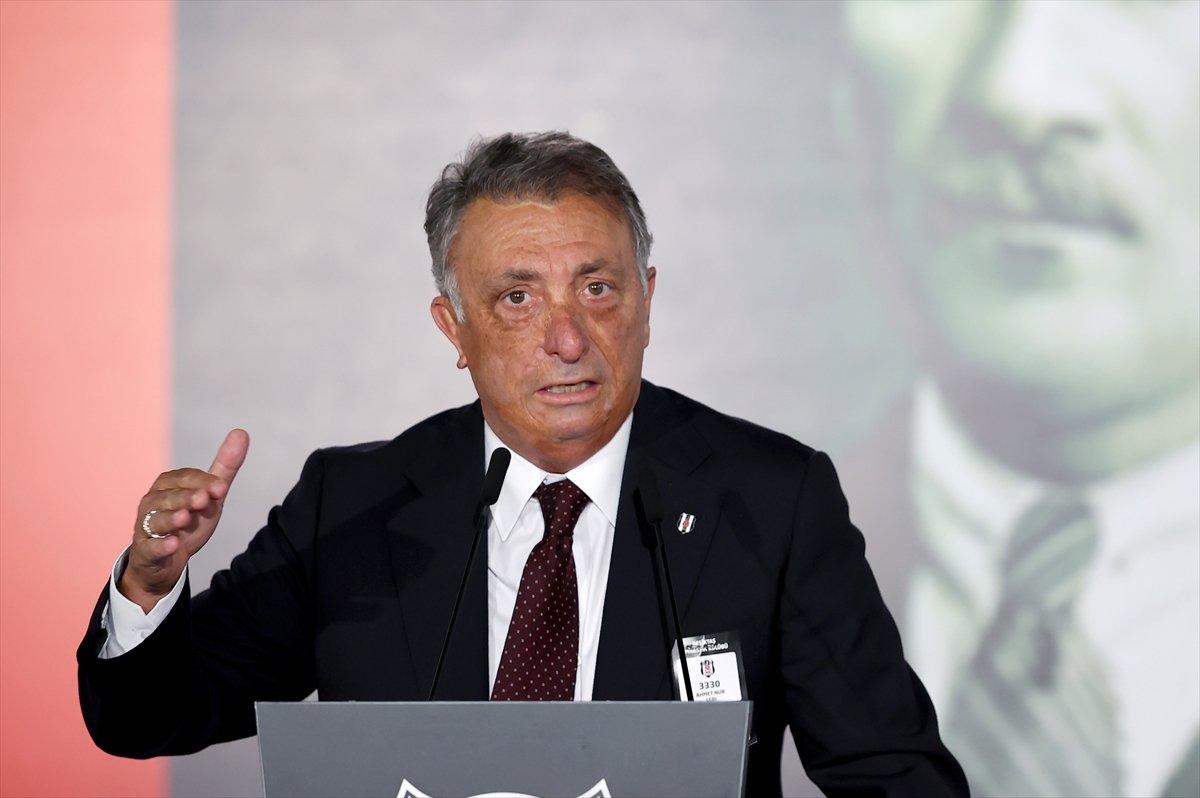 Beşiktaş Divan Kurulu nda Abdullah Avcı ya tepki #1