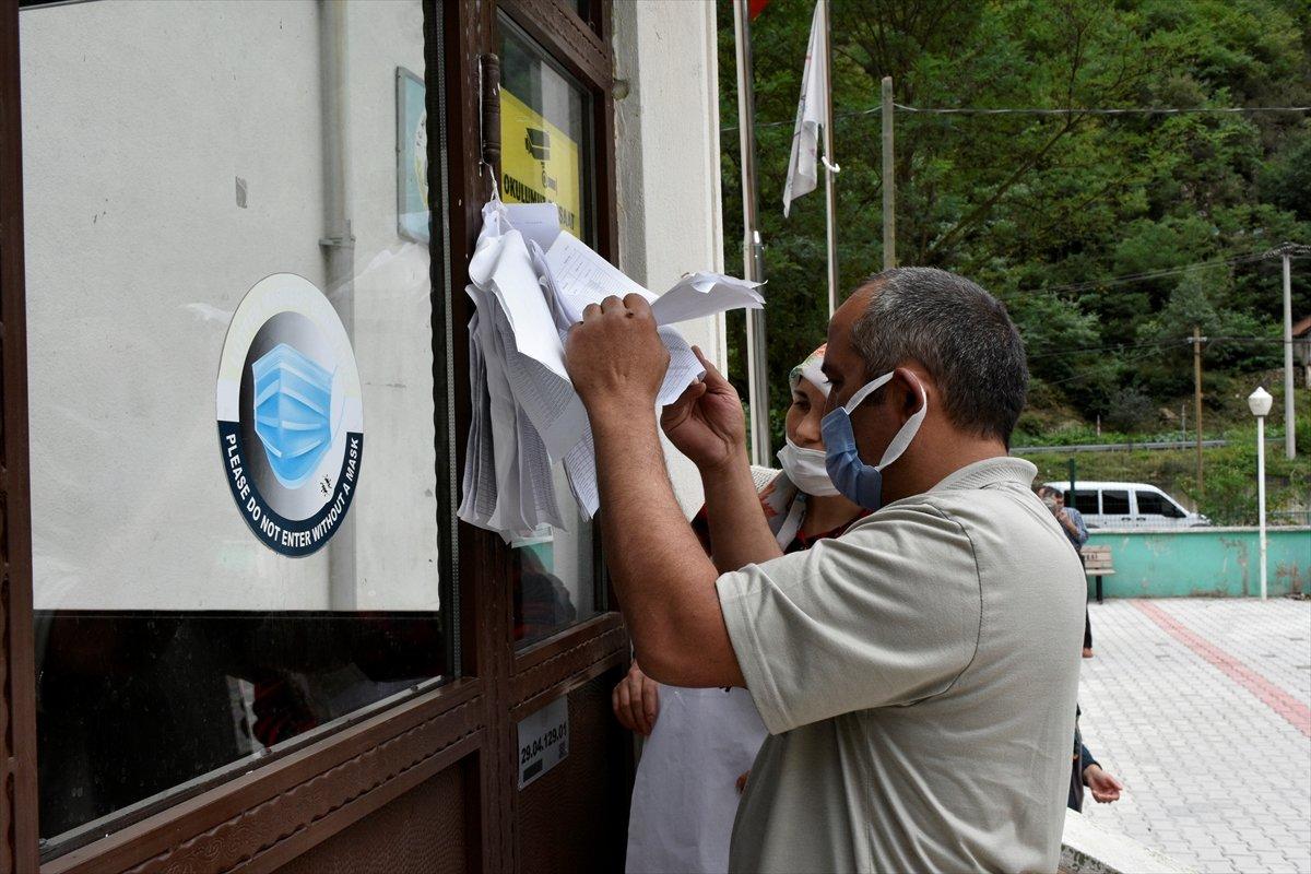 Gümüşhane den ayrılıp Giresun a bağlanmak isteyen 2 köyde referandum #5