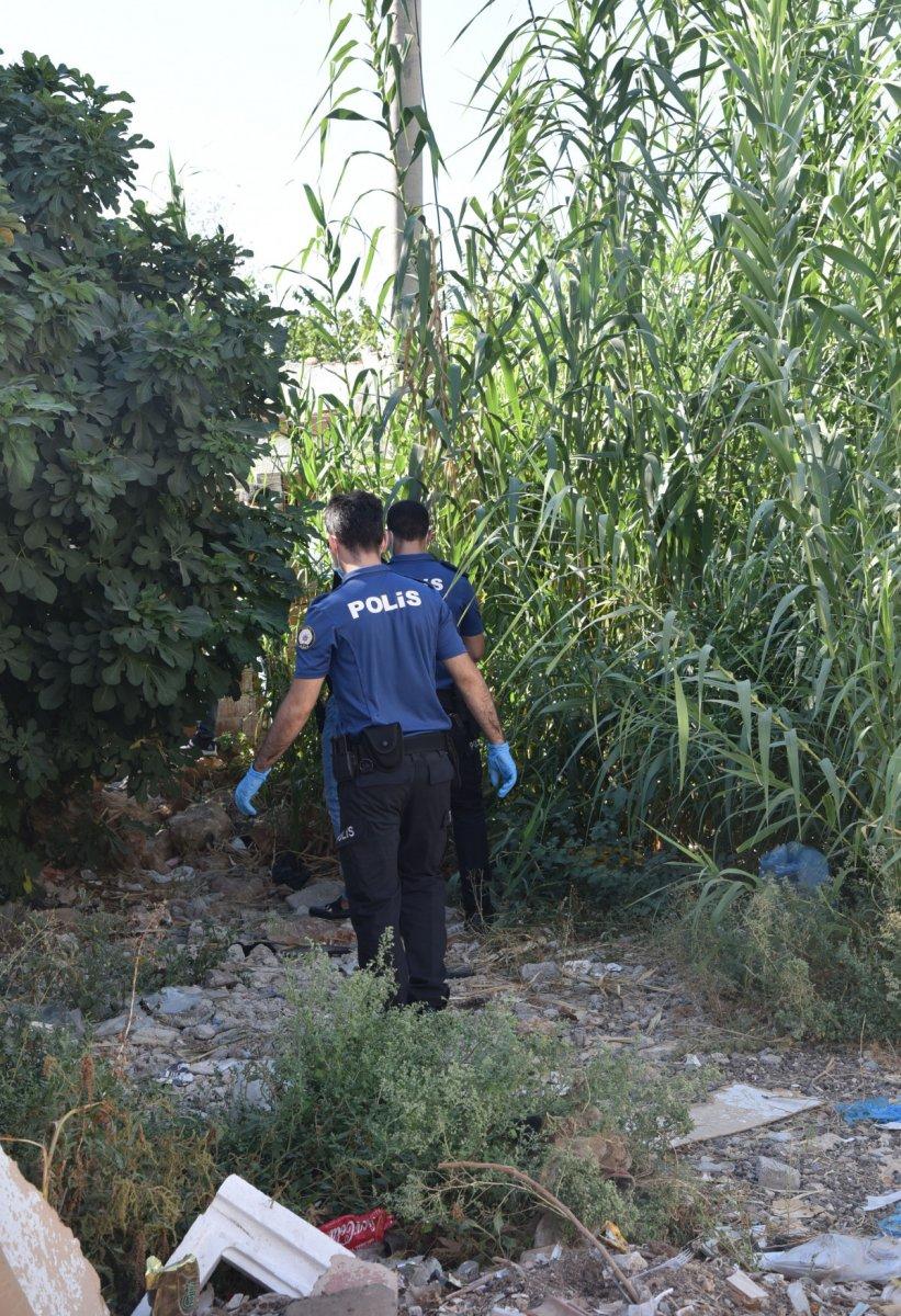 Antalya da kasığında şırıngayla ölü bulundu #2
