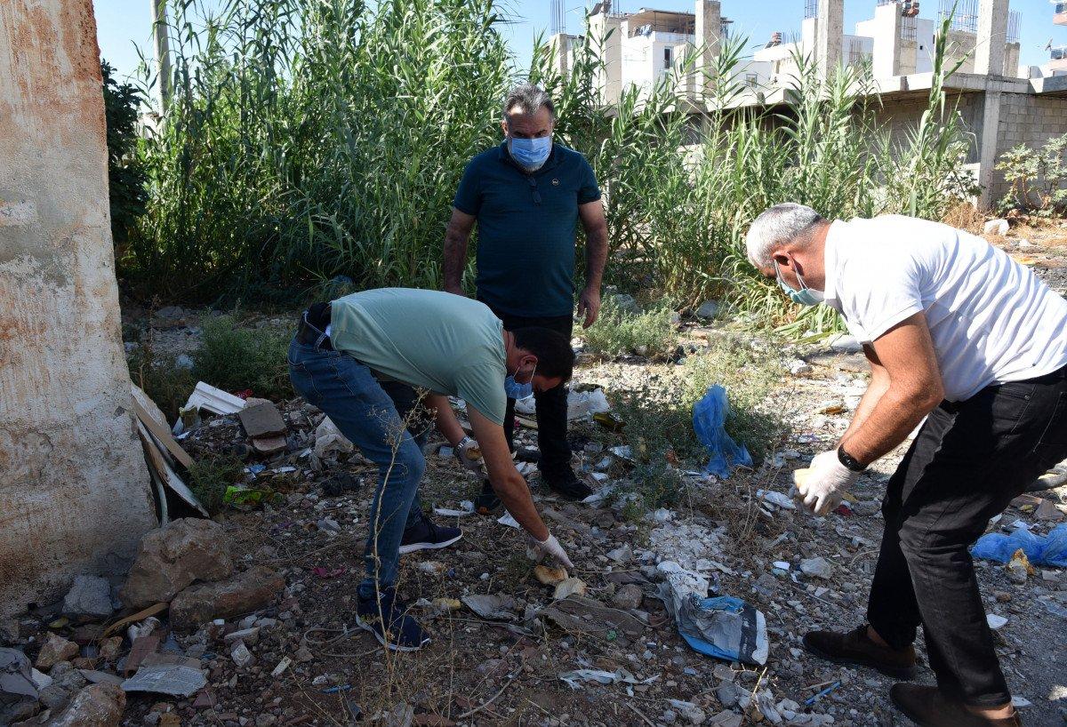 Antalya da kasığında şırıngayla ölü bulundu #1