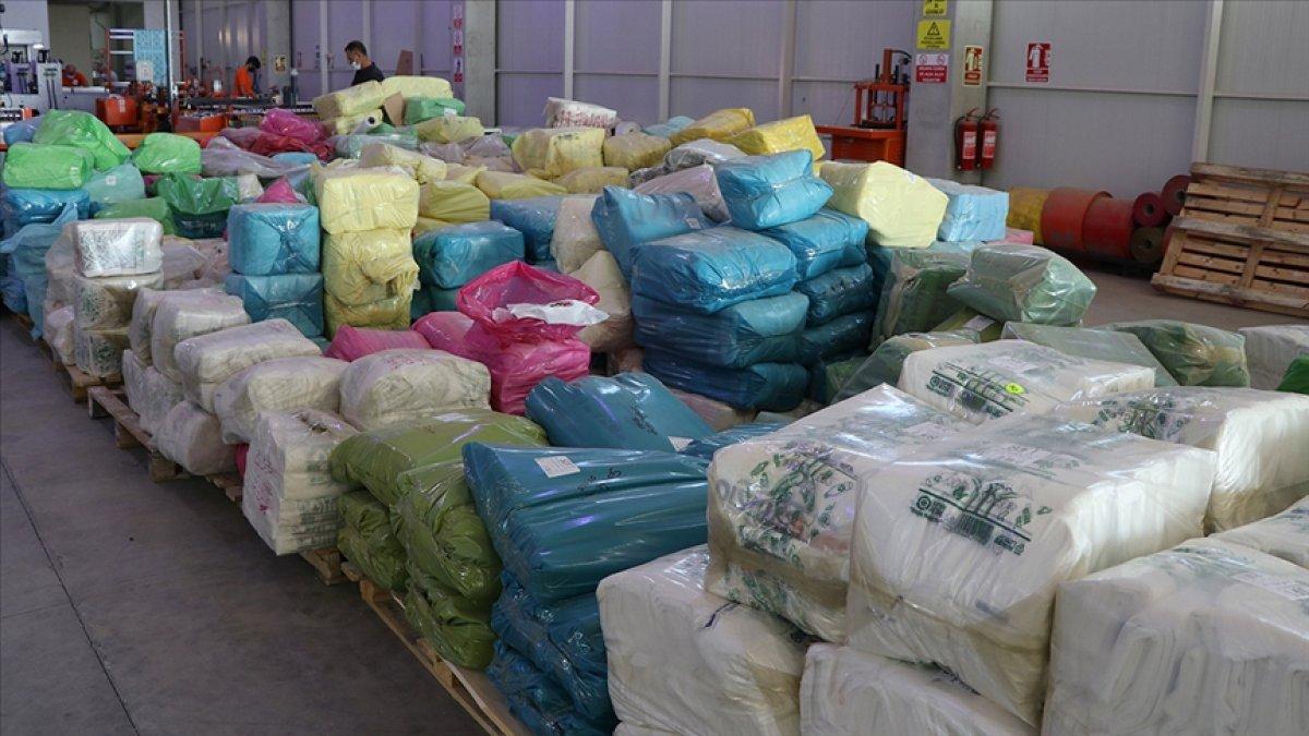 Ambalaj sektörü 3 milyar dolarlık ihracat yaptı #1