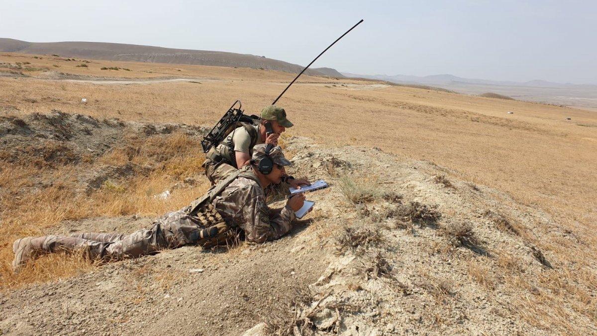 TSK dan Azerbaycan ordusu personeline ileri hava kontrolörü eğitimi #3
