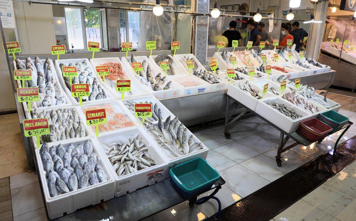 Akdeniz de sezon açılınca balık fiyatlarının düşmesi bekleniyor #3