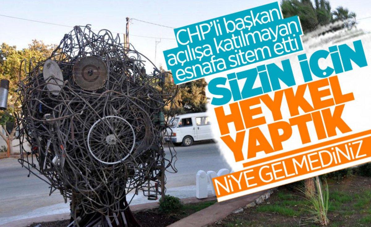 CHP nin vazgeçemediği eser anlayışı #2