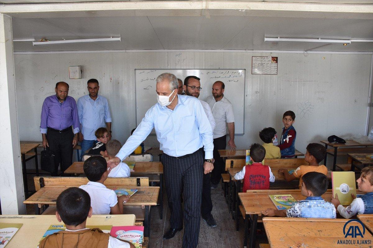 Terörden arındırılan Suriye'nin kuzeyinde, eğitim öğretim yılı başladı #4