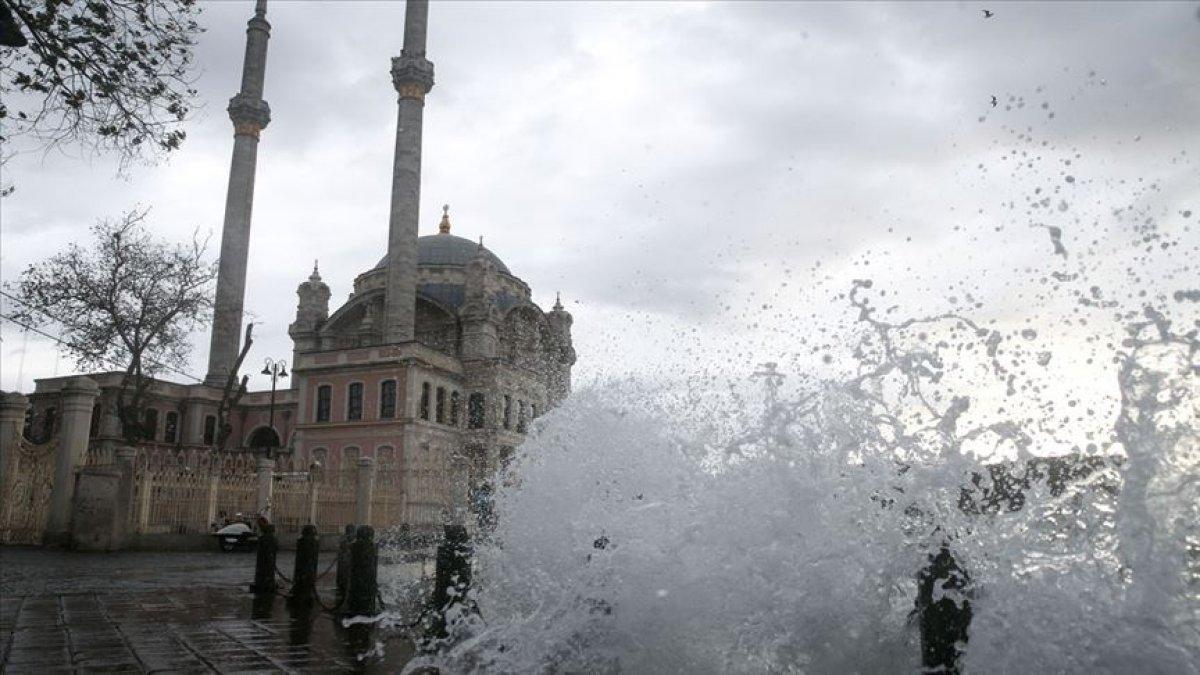 Meteoroloji den Marmara için sağanak ve gök gürültülü sağanak uyarısı #9