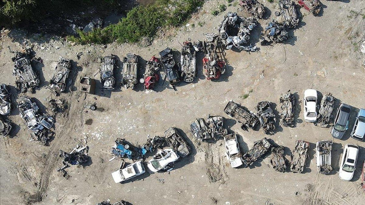 Afetlerde sigortalıların toplam hasar tutarı 200 milyon lirayı aştı #1