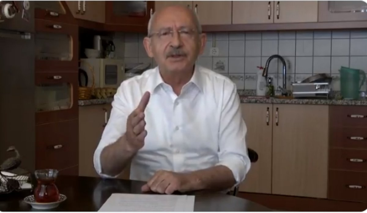 Kemal Kılıçdaroğlu ndan gençlere 6 vaat #1
