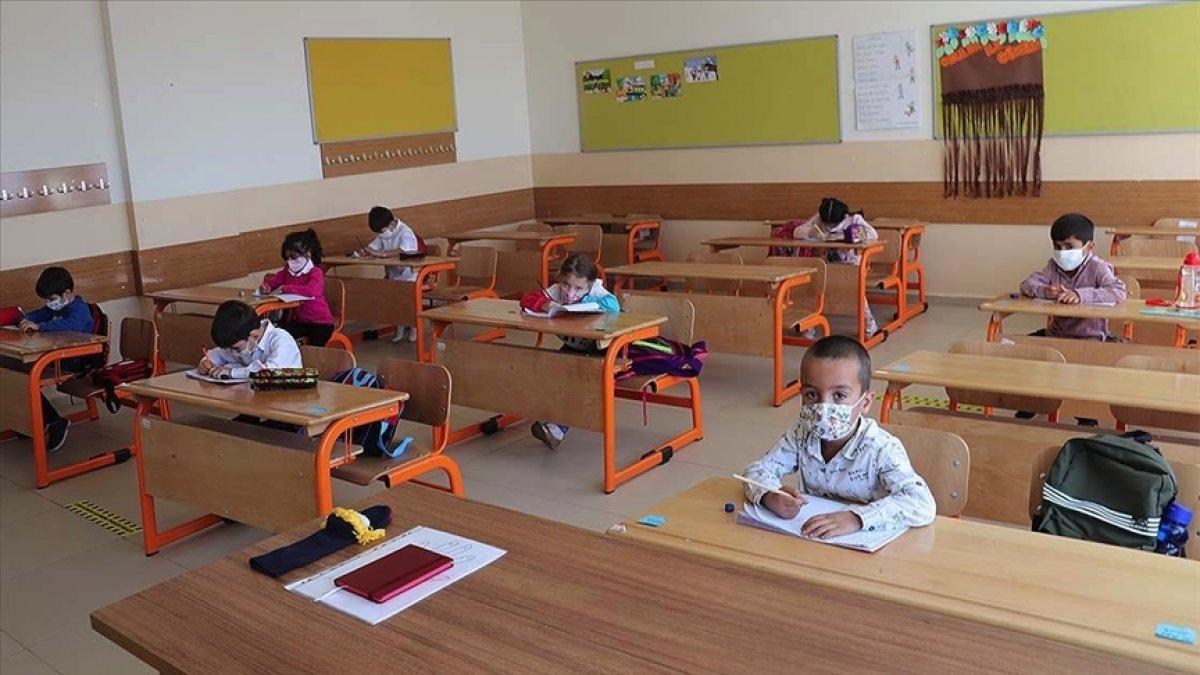 Yüz yüze eğitim için okullarda alınan tedbirler  #5
