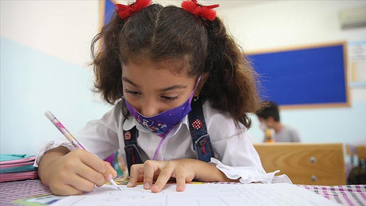 Yüz yüze eğitim için okullarda alınan tedbirler  #1
